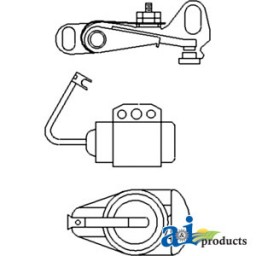 8n Distributor Diagram besides T9162255 94 mustang 3 8 v6 need moreover Basic Ignition System Diagram furthermore Farmall H 12 Volt Wire Diagram further 8n Ford Tractor Wiring Diagram. on 8n ford points wiring diagram