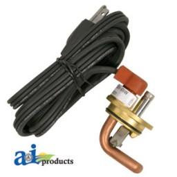 """5B600 - Heater, Butterfly Frost Plug, 1 1/4""""; 600 Watt"""