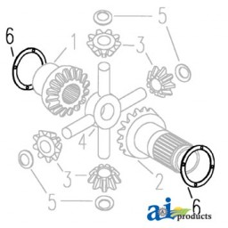 ItemList further Allis Chalmers Gear 2nd NEW WN 70246531 further 268717165 moreover Sba328110120 Disc Brake moreover 957e4228 Washer Thrust Differential. on new holland combine parts diagram