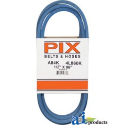 "A84K - Kevlar Blue V-Belt (1/2"" X 86"" )"