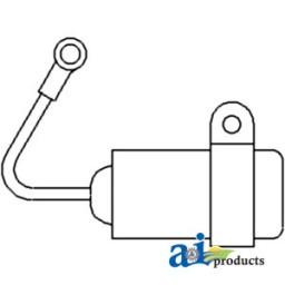 AXMR2433 - Condenser (Faribanks-Morse)
