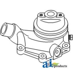 D17 Ecu Wiring Diagram further Allis Chalmers Water Pump as well Water Pump Allis Chalmers Wd45 also  on allis chalmers d14 wiring diagram
