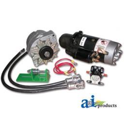 TS-8000 - 24V to 12V Starter Conversion Kit
