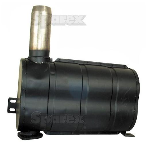 Tractor Exhaust Pipe Extension : S muffler al