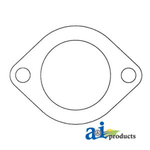 1650482m1 Gasket Thermostat Body 5 Pack