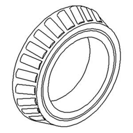 Ah109788 Bearing Tapered Roller