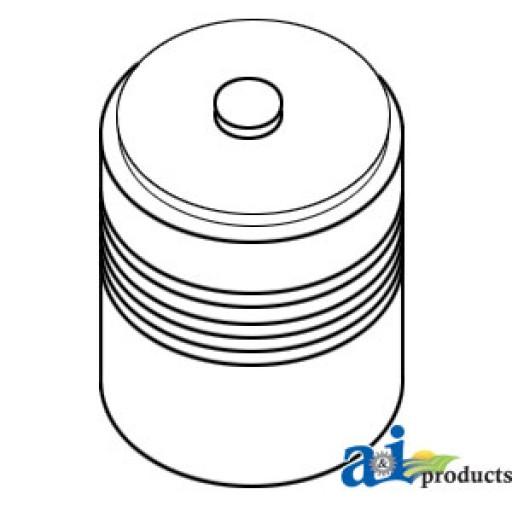 181983m1 Piston Hydraulic Lift Cylinder