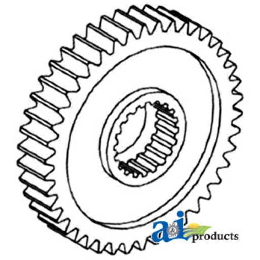 1862422m1 Gear Transmission Constant Mesh