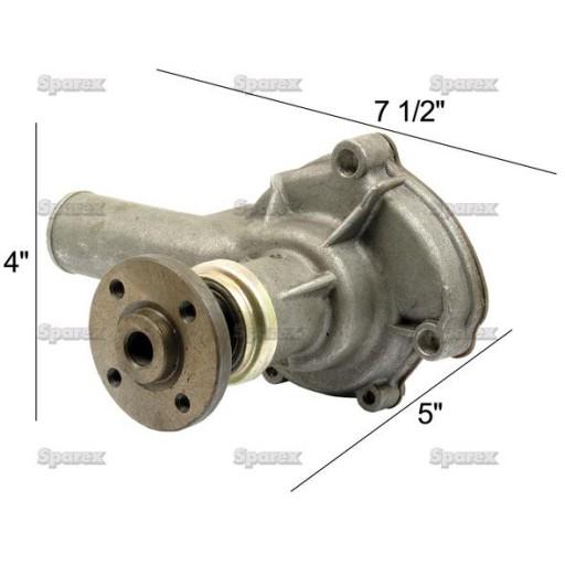 Bolens G152 Parts Lookup : S water pump mitsubishi iseki bolens