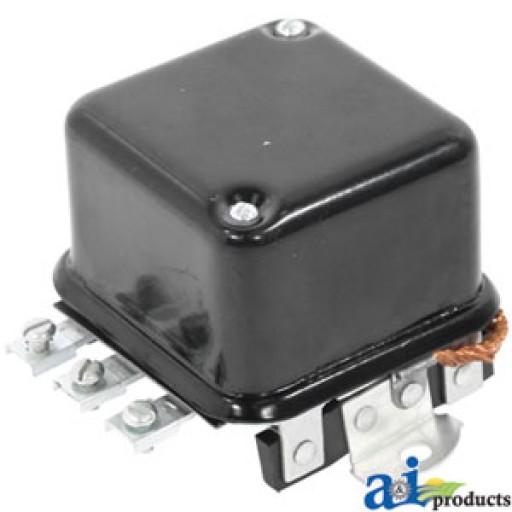 External Voltage Regulator : M voltage regulator external