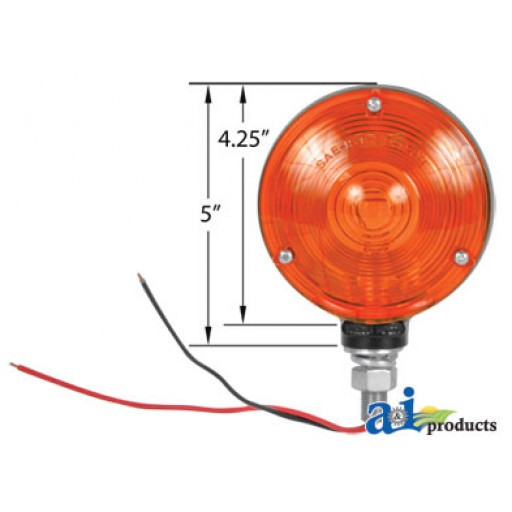 Tractor Safety Lights : A safety light