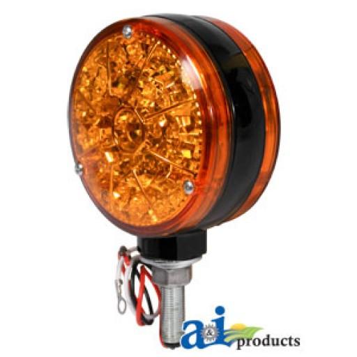 Tractor Safety Led Lights : A safety light amber led