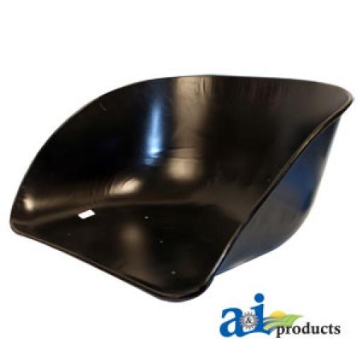 Ford Tractor Seat Metal Pan : M steel pan seat