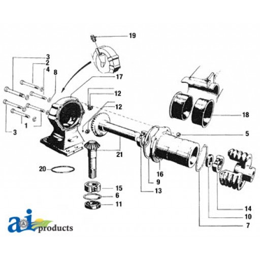 Electrical Group B S Vanguard Big Block S N 2016950123 Above moreover 40101007 Bearing 207 together with Viewit as well 5rqmw Kubota L4200 3 Point Hitch Will Not Go Down likewise M 3457. on massey ferguson parts diagrams