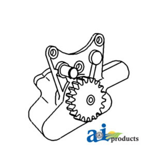 ford 1 6 industrial engine parts