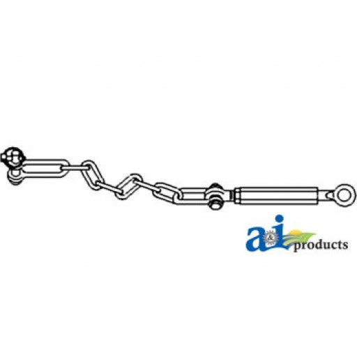 Ford Tractor Stabilizer Turnbuckles : A stabilizer chain set