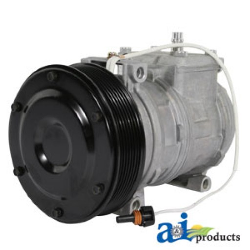 John Deere 4020 Tractor Clutch Assembly : Compressor new denso w clutch
