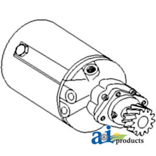 523090m91 E Pump Power Steering