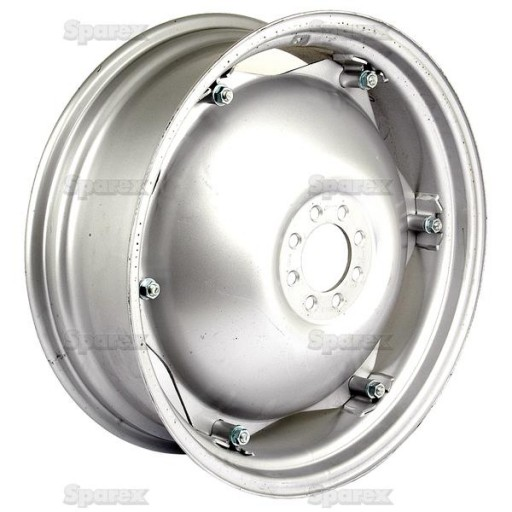 Rear Tractor Rims 15 In : S rim assembly rear