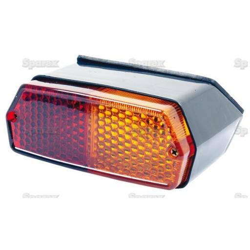 Tractor Fender Light : S light lh fender