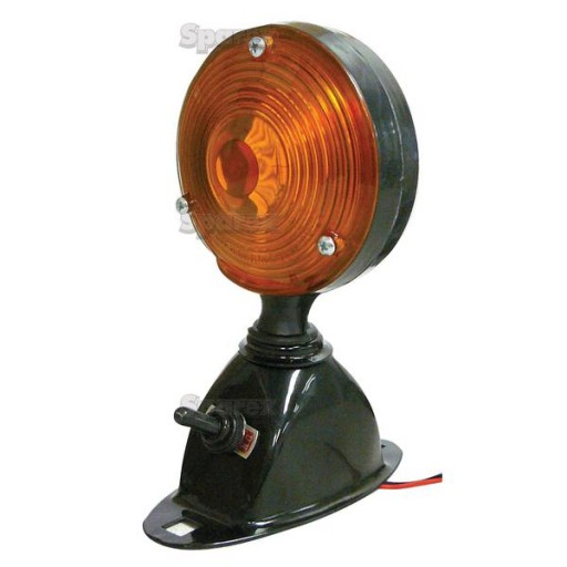 12 Volt Tractor Implement Light : S light assembly flasher volt