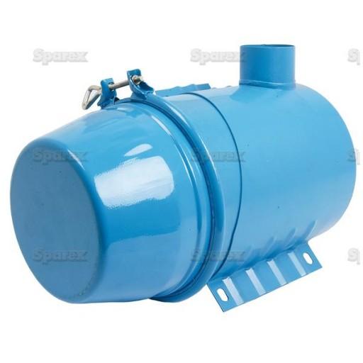 Ford Tractor Oil Bath Air Filter Diagram : S air cleaner oil bath