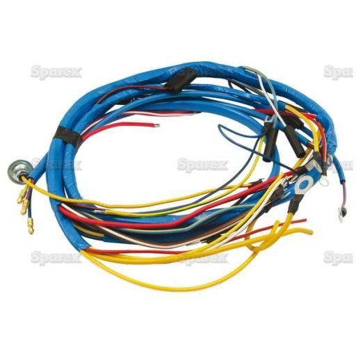 S 67031 Wiring Harness  Dexta