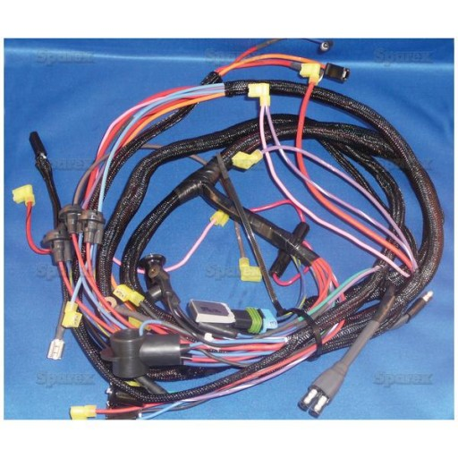 S 67792 Wiring Harness  Ford  Diesel