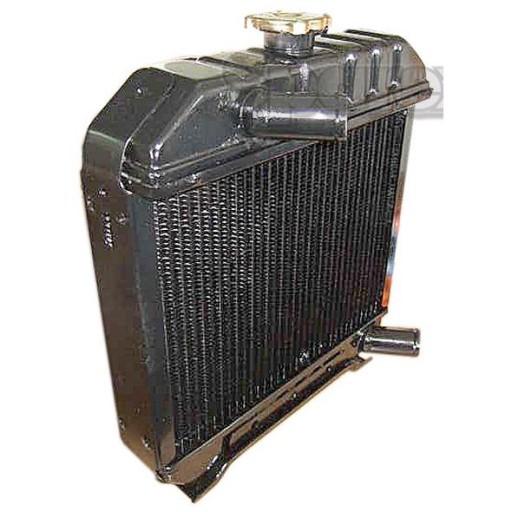 Kubota Cooling System Parts : S radiator