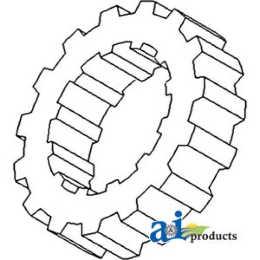 allis chalmers 175 parts diagram