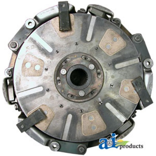 Tractor Dual Clutch : Dual clutch assembly quot