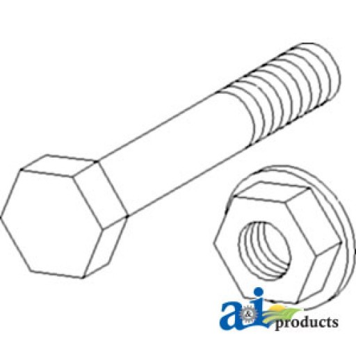 86578266 Bolt Nut Kit on 32 ford parts catalog html