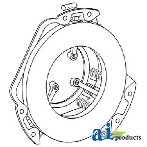 800 series ford tractor parts