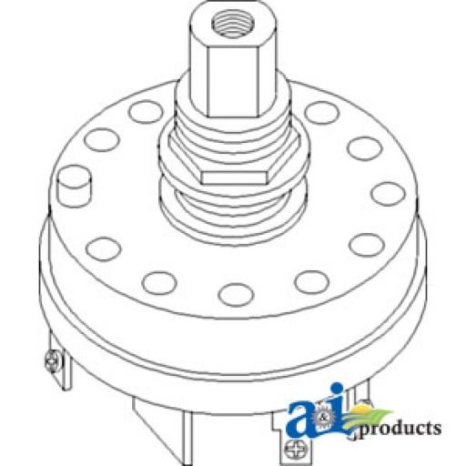 Aa5071r Switch Light 12 Volt