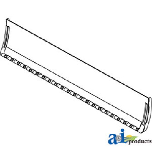 Ah160605 Feed Plate Assembly Wide