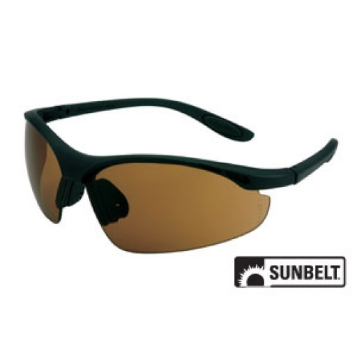 b1sg126 safety glasses talon half frame