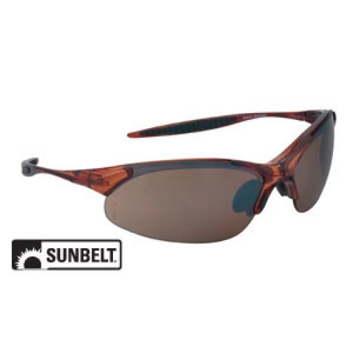 B1SG15117 - Safety Glasses, Cobra, Half Frame