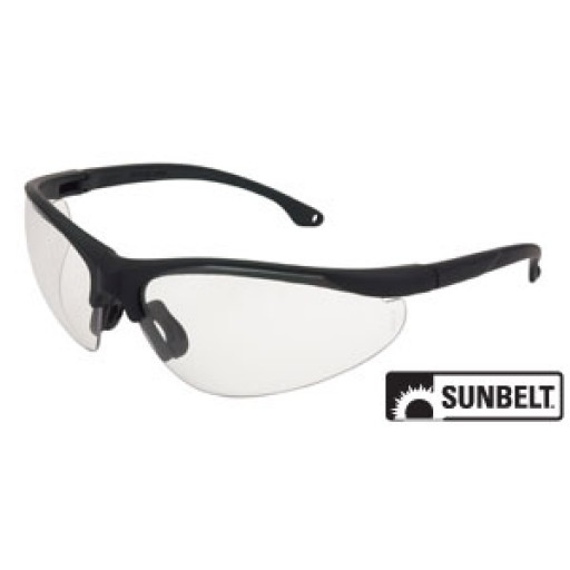 B1SG1734 - Safety Glasses, Brigade, Half Frame