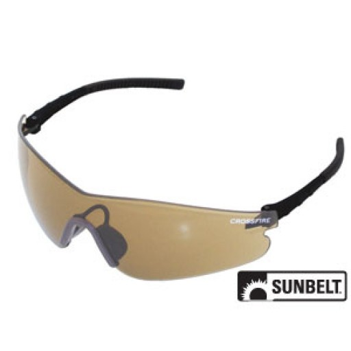 Frameless Safety Glasses : B1SG30137 - Safety Glasses, Blade, Frameless