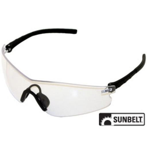 Frameless Safety Glasses : B1SG3024AF - Safety Glasses, Blade, Frameless