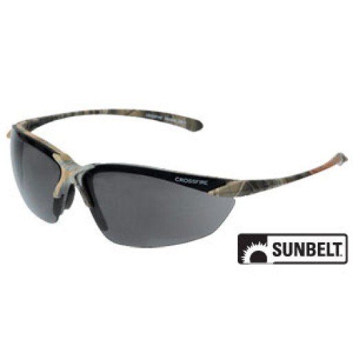 B1SG9141 - Safety Glasses, Sniper, Half Frame