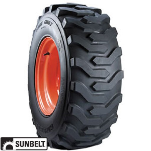 B1ti754 tire carlisle big biters trac chief 26 x 12 for Big tractor tires for free