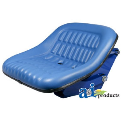 New Holland Ford Tractor Seat : Csa v seat assy suspension blu