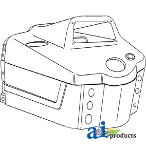 Ford 4500 Industrial Tractor Parts Com