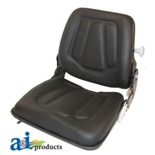 Forklift Seats Product : Fls bl forklift seat blk