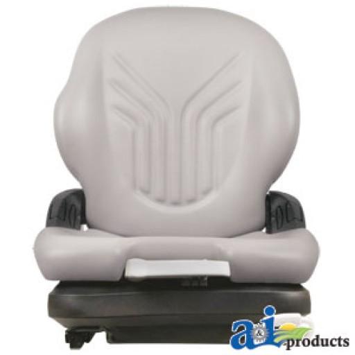Cloth Tractor Seats : Msg ggrc grammer seat charcoal matrix cloth