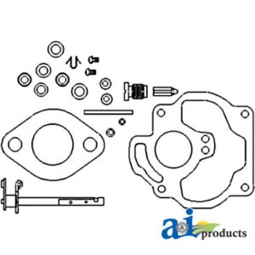 Zck01 Carburetor Kit Basic Zenith