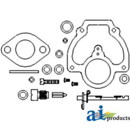 Zck21 Carburetor Kit Basic Zenith Viton