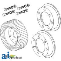 "00025200 - Wheel, 6"" X 9"" Tail Rim Wheel Assembly"