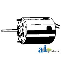1031020M91 - Blower Motor - Pressurizer (12V, 5/16 X 1 1/2 Shaft